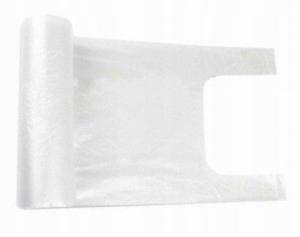 На пакетах одноразовые полиэтиленовые скольжения рулон 22x43 доставка из Польши Allegro на русском