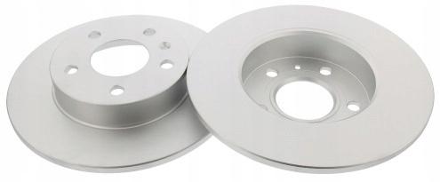 диски колодки перед +  зад astra h zafira b 280mm4 - фото