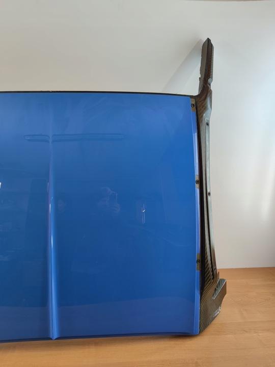 bugatti chiron крыша карбон od супер sprzedawcy new4 - фото