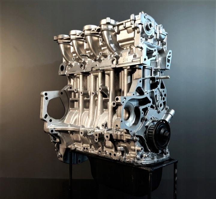 двигатель 1.6 tdci 16v ford c-max tdci 90km8 - фото