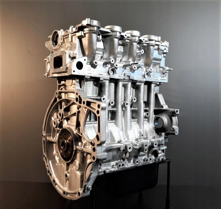 двигатель 1.6 tdci 16v ford c-max tdci 90km2 - фото