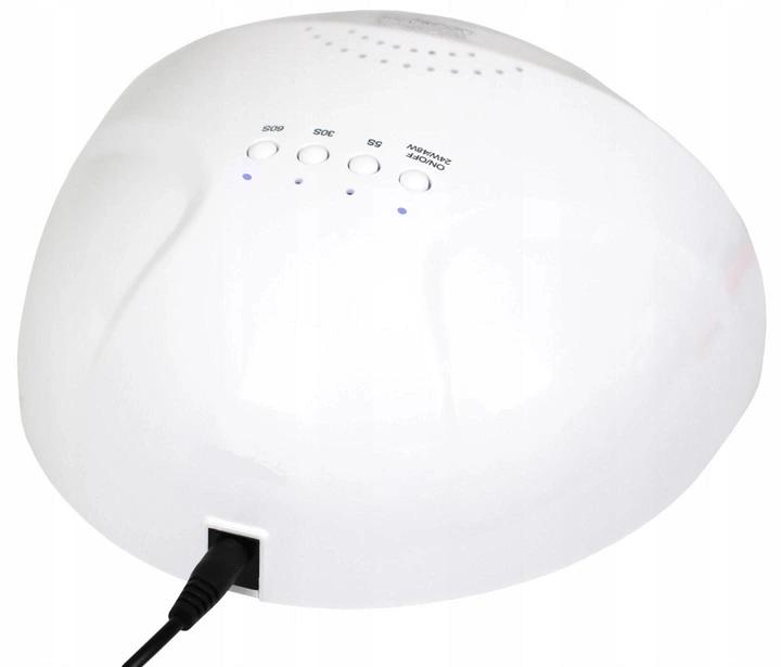 Лампа для ногтей SUN 1 УФ LED 48w гели гибриды доставка из Польши Allegro на русском