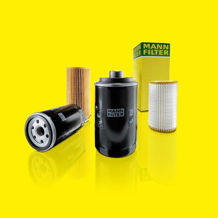 фильтр масла mann-filter hu 7008 c vw seat skoda4 - фото