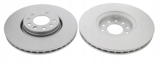 диски колодки перед +  зад astra h zafira b 280mm3 - фото