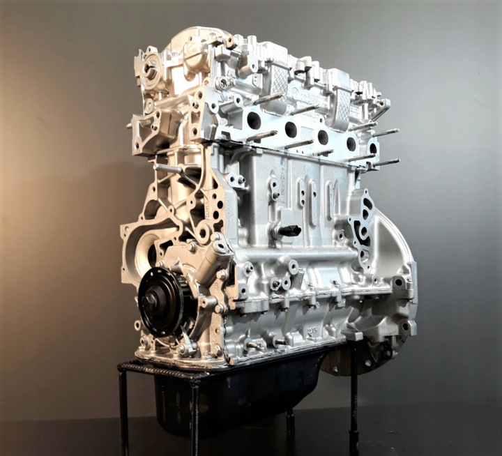 двигатель 1.6 tdci 16v ford c-max tdci 90km6 - фото