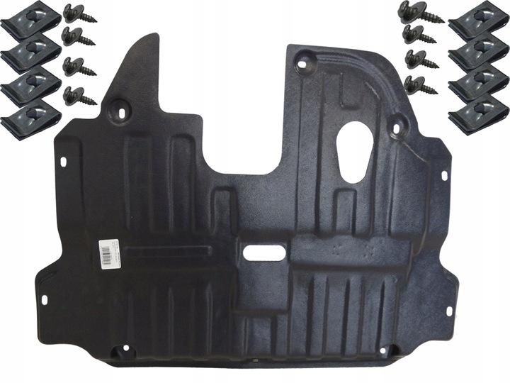kia ceed 09- i i30 12- защита мотора заклёпки1 - фото