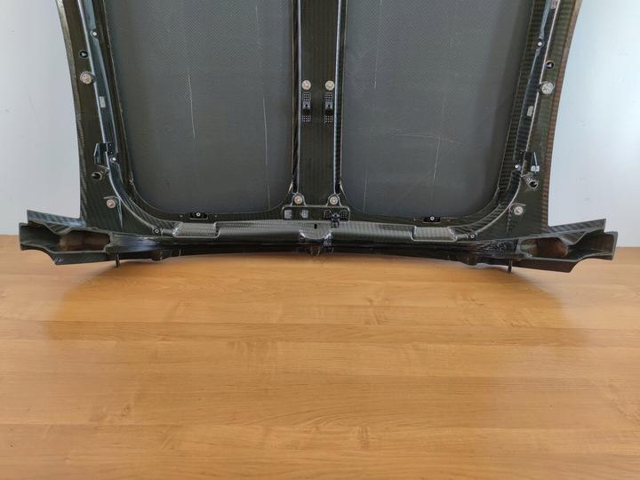 bugatti chiron крыша карбон od супер sprzedawcy new10 - фото