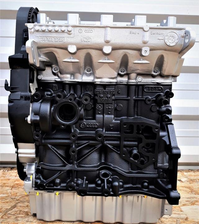 двигатель bxe 1.9 tdi 105km golf touran seat altea5 - фото
