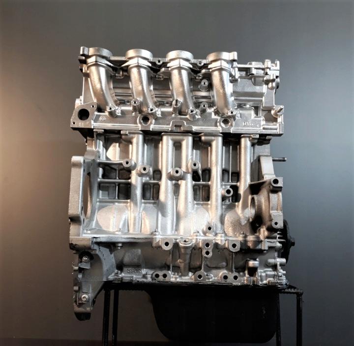 двигатель 1.6 tdci 16v ford c-max tdci 90km4 - фото