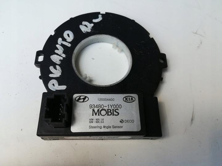 kia picanto ii датчик кута поворота 93480-1y000                                                                                                                                                                                                                                                                                                                                                                                                                                                                                                                                                                                                                                                                                                                                                                                                                                                                        0, фото