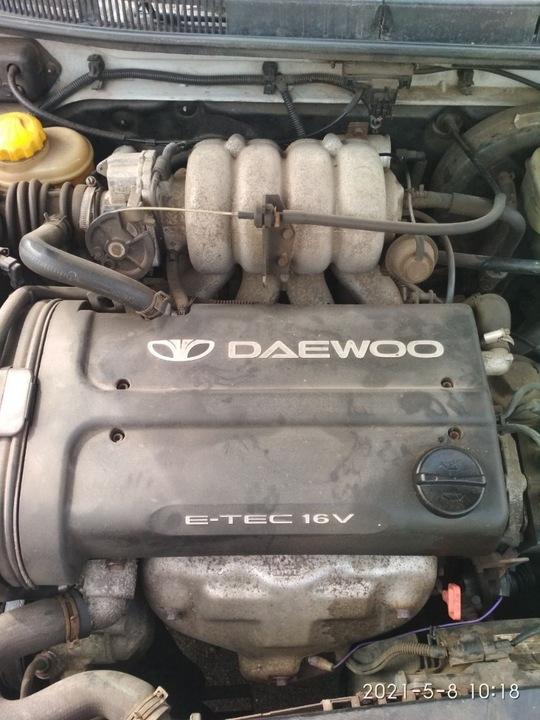 daewoo nubira 1998r 1.6 e-tec 16v двигатель                                                                                                                                                                                                                                                                                                                                                                                                                                                                                                                                                                                                                                                                                                                                                                                                                                                                   0, фото