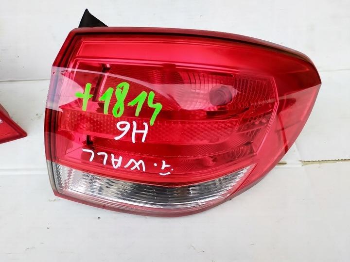 Lampa tył lylna Great Wall Hover H6 PRAWA 1