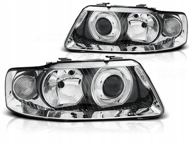 фары рефлекторы Audi A3 8l 00 03 Soczewkowe Depo купить в