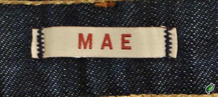 WRANGLER spodnie LOW straight jeans MAE W29 L34 7806830851 Odzież Damska Jeansy IY PFHQIY-9