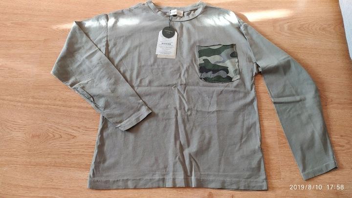 ZARA Bluzka MORO 140 NOWA 8388304056 Dziecięce Odzież OQ UNAXOQ-4