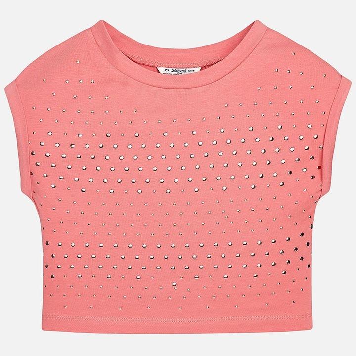 Koszulka z krÓtkim rękawem Mayoral 6009-081 128 6881259043 Dziecięce Odzież BZ AUWXBZ-1