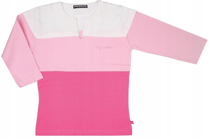 Bluzka dziewczęca 128/134 cm 9797508169 Dziecięce Odzież SI ANKZSI-8