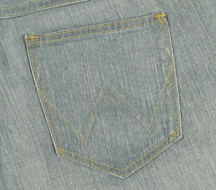 WRANGLER spodnie JEANS relaxed BOYFIREND W27 L32 9377306832 Odzież Damska Jeansy TD LTSNTD-2