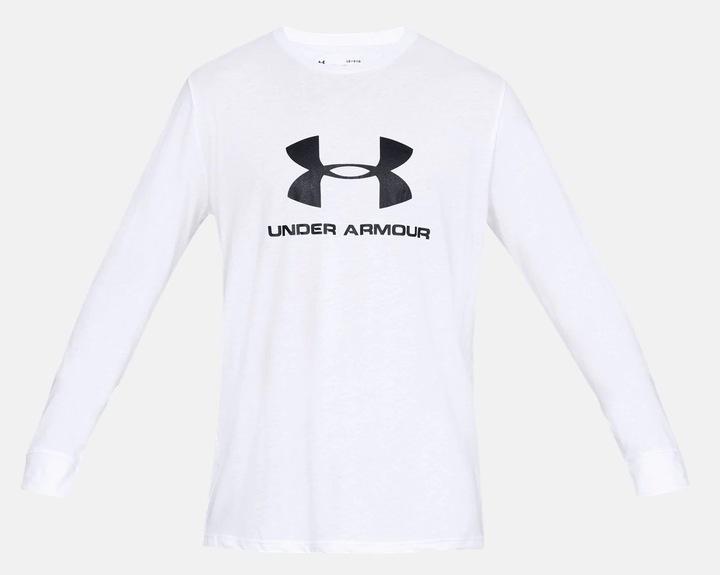 KOSZULKA LONGSLEVE UNDER ARMOUR 1329283-100 M 8948344823 Odzież Męska Koszulki z długim rękawem PD EAEPPD-8