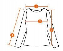 ZARA KNIT - damski sweter 9842248056 Odzież Damska Swetry TB EFUBTB-9