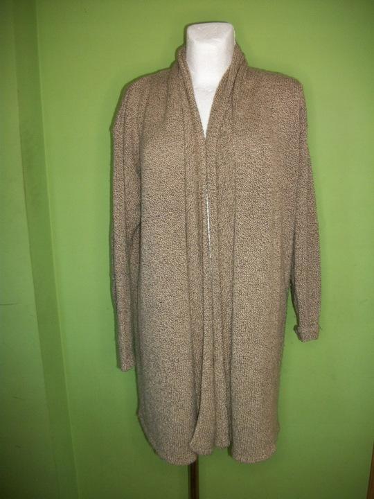 Sweter narzutka BERKERTEX 38/40 wełna 9822922912 Odzież Damska Swetry IH VWKLIH-7