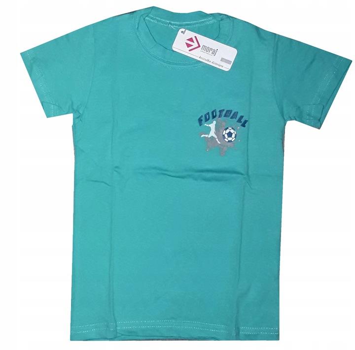 MORAJ bluzka KR60 T-shirt koszulka bawełna * 92-98 8900068999 Dziecięce Odzież HF IUKQHF-4