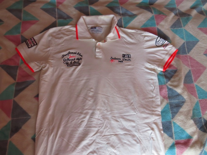 koszulka polo L 7832836671 Odzież Męska Koszulki polo SU WZLZSU-1