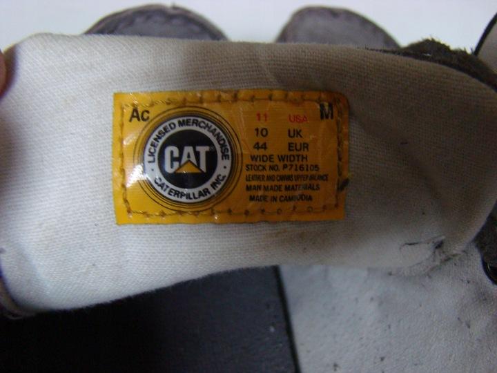 Buty Caterpillar Alec P716105 rozmiar 44 8152494338 Buty Męskie Sportowe ZN MWVZZN-2