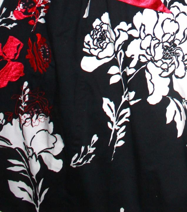 BAWEŁNA cudna L/XL 9390753316 Odzież Damska Sukienki wieczorowe OM JOHBOM-3