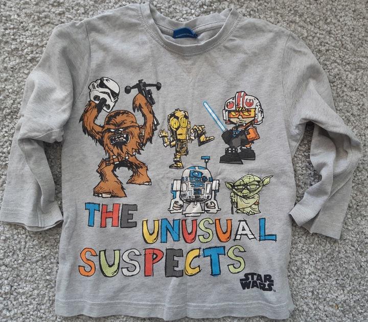 NEXT bluzka Star Wars rozm. 98 9926746189 Dziecięce Odzież OL QTYVOL-1