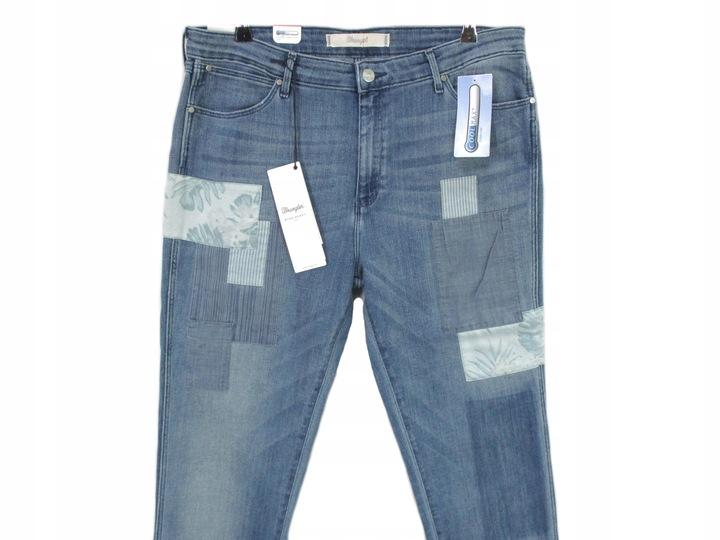 Spodnie Damskie Wrangler Ashboro Boyfriend W28 L32 9405221317 Odzież Damska Jeansy RC TBETRC-3