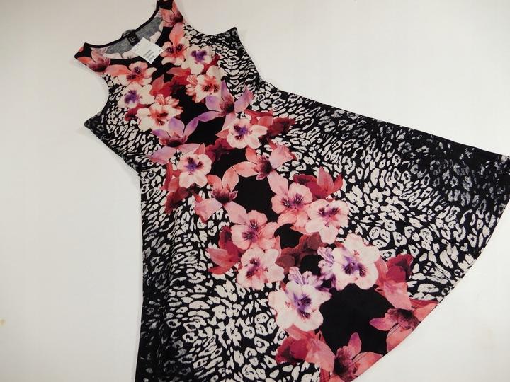 H&M_SUKIENKA_LETNIA_36_S 9106602841 Odzież Damska Sukienki FG IYRJFG-2