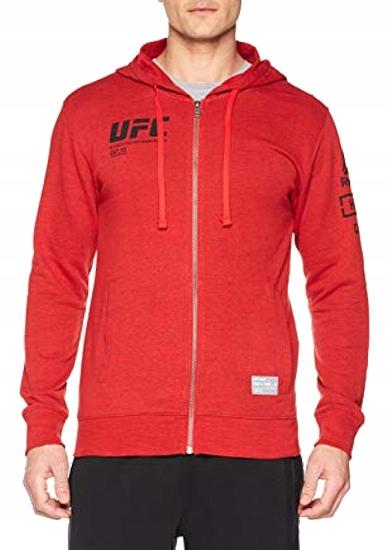 BLUZA MĘSKA REEBOK UFC ULTIMATE FAN BP8778 ROZM. S 7826079213 Odzież Męska Bluzy NT DIMKNT-1