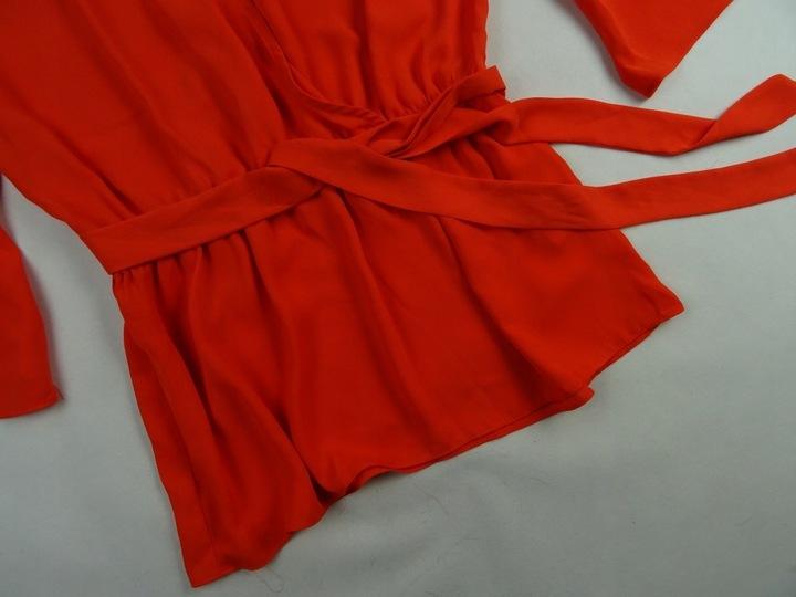 22_ NEW LOOK pomarańcz BLUZKA kimonowa 42/XL 9663879342 Odzież Damska Bluzki TQ JWFBTQ-3