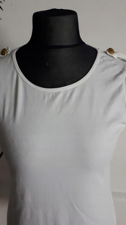 Biała bluzka Next 40/42 9082400809 Odzież Damska Bluzki ST UPVEST-1