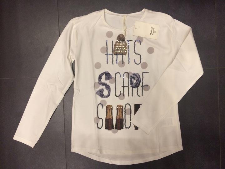 Bluzeczka dziewczęca MAYORAL roz 162 8947756593 Dziecięce Odzież QT FTYLQT-3