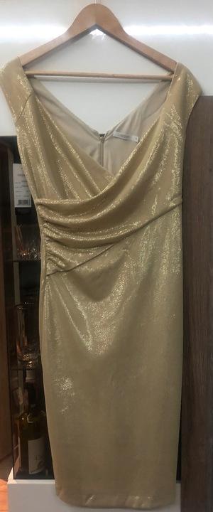 TARANKO NOWA CUDNA SUKIENKA ROZ 38 9827879636 Odzież Damska Sukienki wieczorowe KL RFGFKL-6