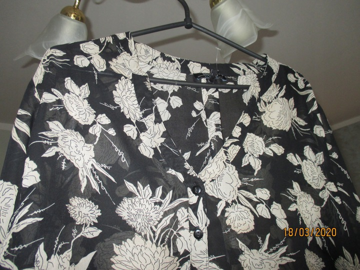 bluzka 9711862028 Odzież Damska Bluzki ND NWTFND-7