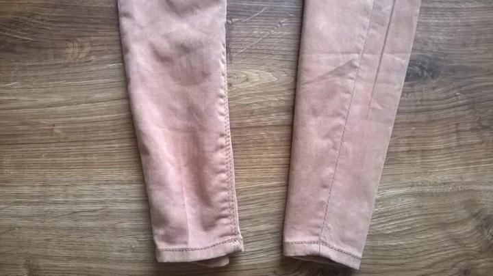 ZARA-spodnie 34 9725854243 Odzież Damska Jeansy FW QDRQFW-3