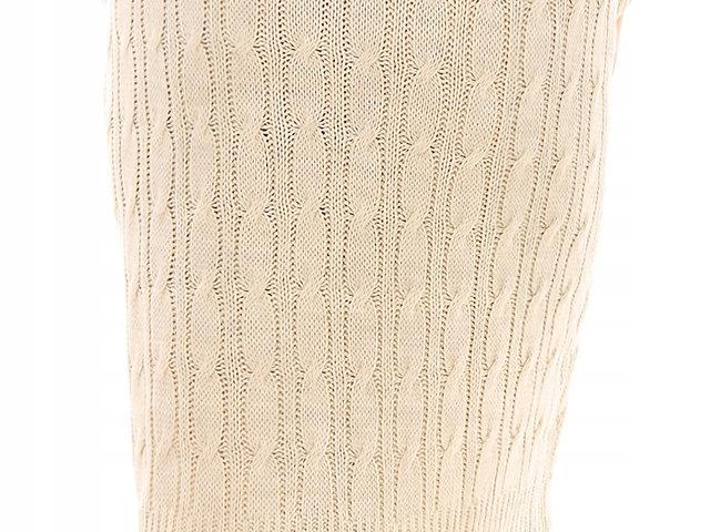 F493 MIDI sweterkowa SUKIENKA z paskiem 9671661477 Odzież Damska Swetry JR CTLWJR-1