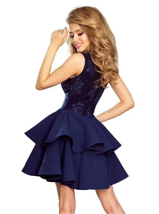 SEXY Sukienka BALOWA Na Wesele Komunie 200-2 L 40 8197524922 Odzież Damska Sukienki wieczorowe ST HLXDST-6