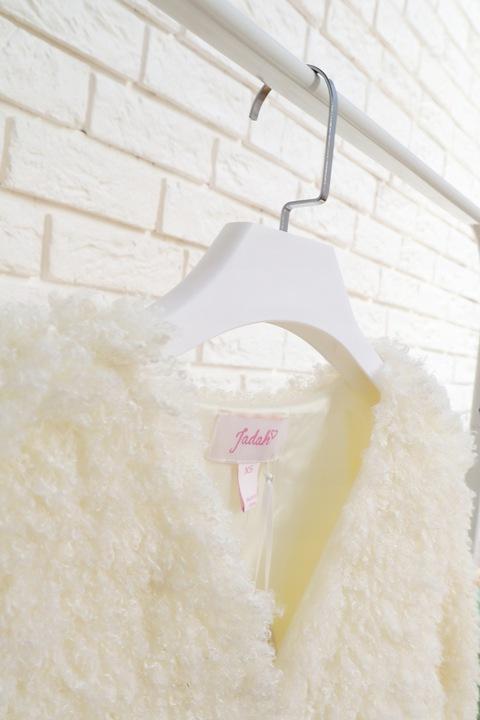 254*JADAH SWETER DAMSKI ECRU ZAPINANY 38M 8592070110 Odzież Damska Swetry XR XXMNXR-2