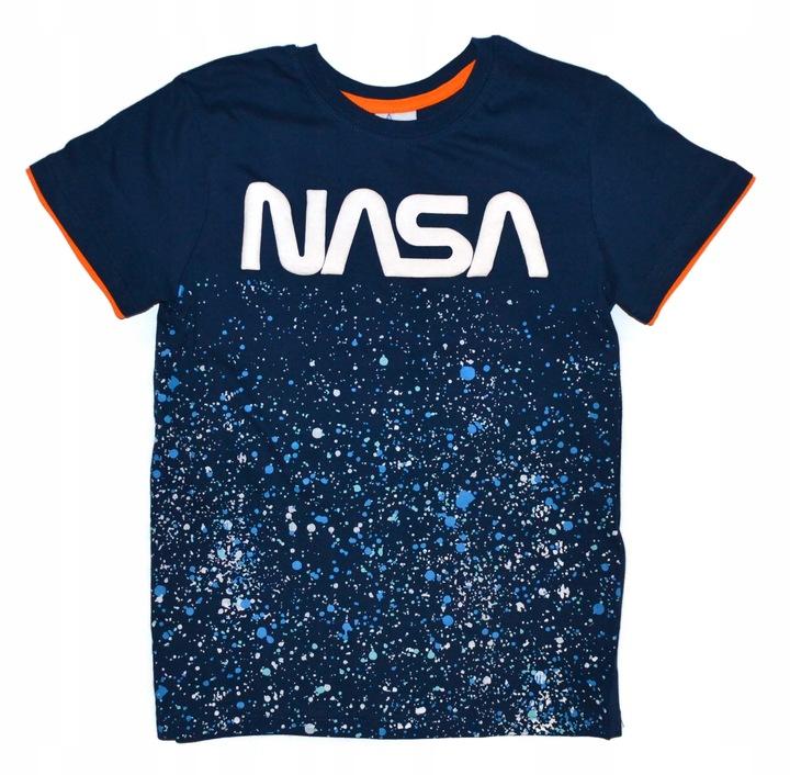 Bluzka NASA 140, T-shirt bluzeczka 9886273369 Dziecięce Odzież LE KHBJLE-7