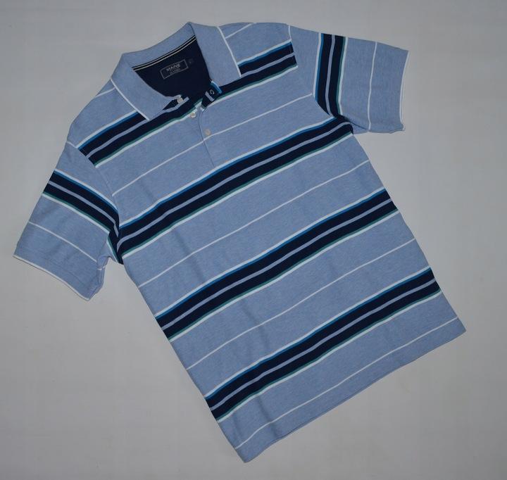 MAINE NEW ENGLAND L/XL NOWA KOSZULKA POLO 9589300243 Odzież Męska Koszulki polo IK GNQFIK-6