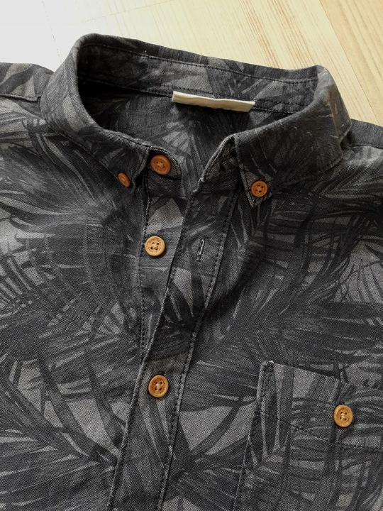 Koszulka z bawełny organicznej H&M 9929698427 Dziecięce Odzież FN JLGLFN-1
