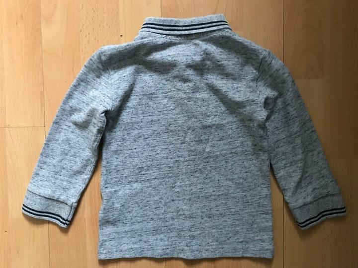 Next bluzka z kołnierzykiem pies 1,5-2 lata 92cm 9922130333 Dziecięce Odzież BX VJRCBX-9