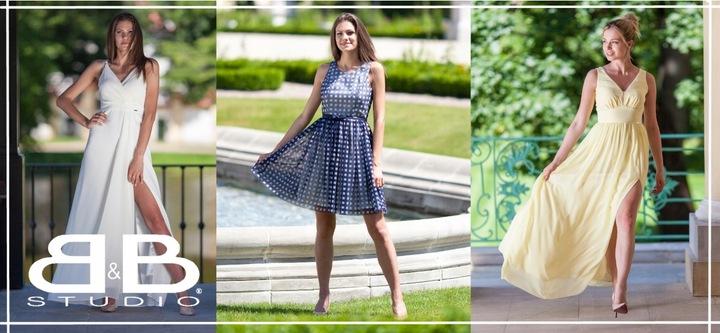 Długa rÓżowa sukienka koronka na wesele dla druhny 9507578336 Odzież Damska Sukienki wieczorowe UG GCQKUG-3