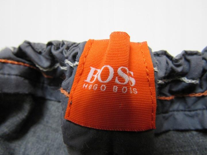 Hugo Boss ORANGE oryginalne SPODENKI 5 kieszeni /M 8629713476 Odzież Męska Spodenki XG ELQIXG-3