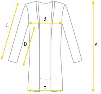 KARDIGAN SWETER WIĄZANA NARZUTKA CIEPŁY I MIĘKKI 8741383726 Odzież Damska Swetry PR QEKCPR-4