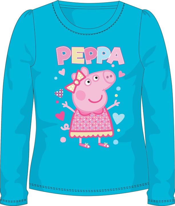 Bluzka bluza t-shirt bawełna ŚWINKA PEPPA 116 6 l 8817891086 Dziecięce Odzież PS ZUFMPS-9